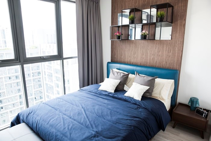 RE/MAX All Star Realty Agency's Brand New Ideo Mobi Sukhumvit 81 Penthouse Duplex for sale/rent 2
