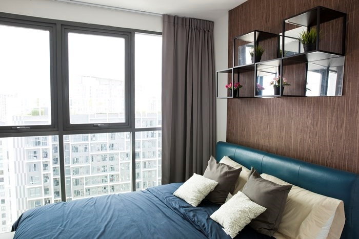 RE/MAX All Star Realty Agency's Brand New Ideo Mobi Sukhumvit 81 Penthouse Duplex for sale/rent 6