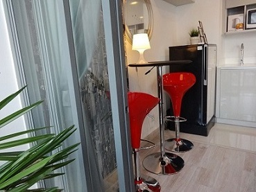RE/MAX All Star Realty Agency's Brand New Ideo Mobi Sukhumvit 81 Penthouse Duplex for sale/rent 8