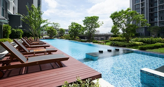 RE/MAX All Star Realty Agency's Brand New Ideo Mobi Sukhumvit 81 Penthouse Duplex for sale/rent 14