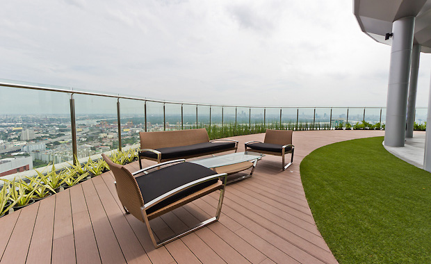 RE/MAX All Star Realty Agency's Almost new 3-Bed luxury condo for sale – Skywalk (BTS Phra Khanong) 26