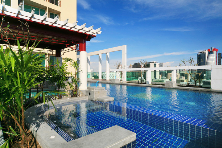 RE/MAX All Star Realty Agency's Prime luxury condo for rent 36,800 – Wish@Samyan (prime CBD) 8