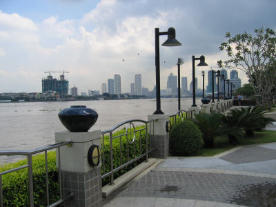 RE/MAX All Star Realty Agency's Two-bed condo River Heaven for rent (Charoenkrung Road) only 20,000 baht 11