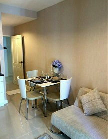 RE/MAX All Star Realty Agency's Two-bed condo for rent @City Sukhumvit 101 - BTS Udom Suk 6