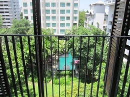 RE/MAX All Star Realty Agency's Two Bedder (68sqm) at Circle S for Rent – walk to BTS Asoke or Nana 5