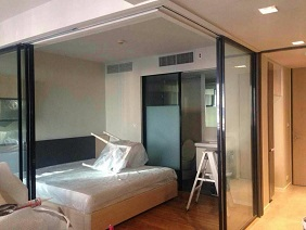 RE/MAX All Star Realty Agency's One Bedder (42sqm) at Circle S for Rent – walk to BTS Asoke or Nana 2