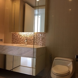 RE/MAX All Star Realty Agency's One Bedder (48sqm) Circle 2 Living Prototype Condo Rent cheap – walk to BTS Nana 6