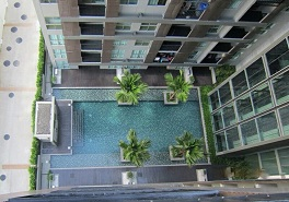 RE/MAX All Star Realty Agency's Full furnished Two Bed A Space Ratchada rent 18,000 baht only 4