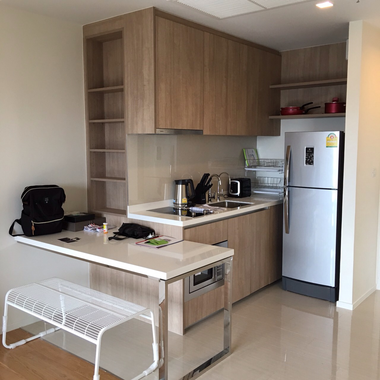 RE/MAX All Star Realty Agency's One Bedder (46sqm) at Circle2 Condo Rent very cheap 2