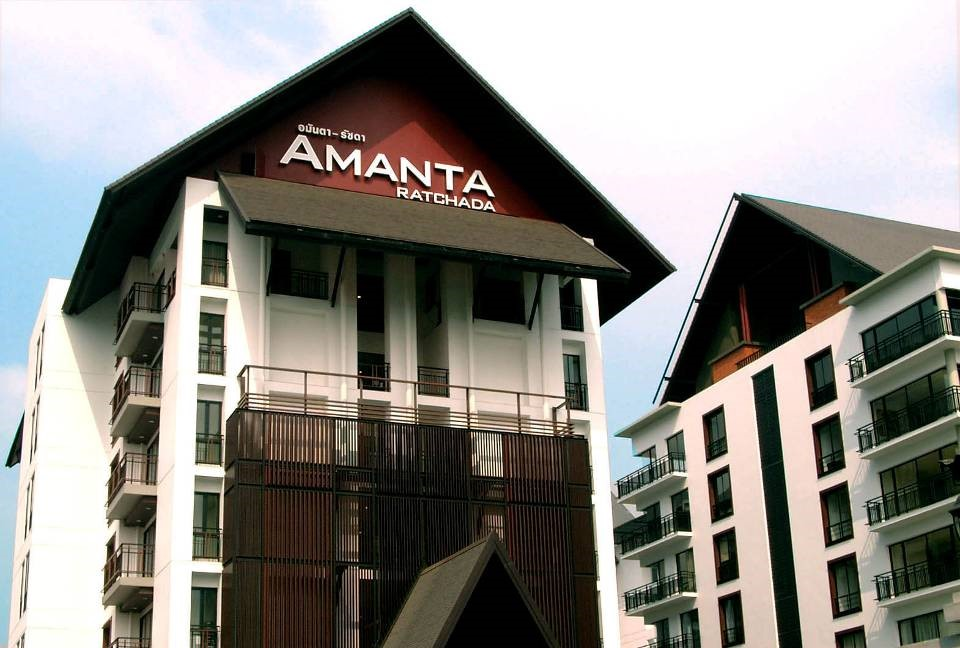 RE/MAX All Star Realty Agency's 98sqm AMANTA RATCHADA for rent 1