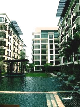 RE/MAX All Star Realty Agency's 98sqm AMANTA RATCHADA for rent 2