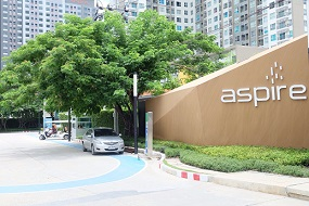 RE/MAX All Star Realty Agency's New condo for rent 11,000 at Aspire Sathorn-Taksin (BTS Wutthakat) 15