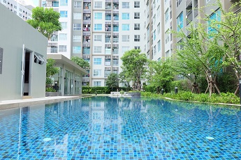 RE/MAX All Star Realty Agency's New condo for rent 11,000 at Aspire Sathorn-Taksin (BTS Wutthakat) 11