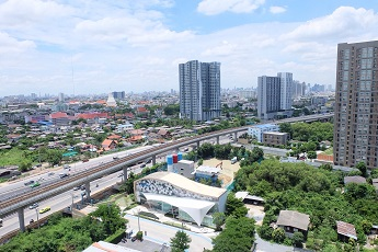 RE/MAX All Star Realty Agency's New condo for rent 11,000 at Aspire Sathorn-Taksin (BTS Wutthakat) 16