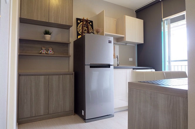 RE/MAX All Star Realty Agency's New condo for rent 11,000 at Aspire Sathorn-Taksin (BTS Wutthakat) 9