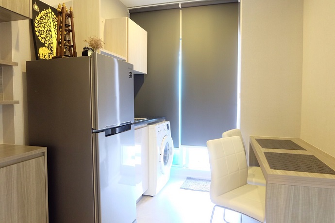 RE/MAX All Star Realty Agency's New condo for rent 11,000 at Aspire Sathorn-Taksin (BTS Wutthakat) 1