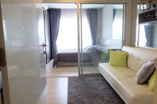 RE/MAX All Star Realty Agency's New condo for rent 11,000 at Aspire Sathorn-Taksin (BTS Wutthakat) 5