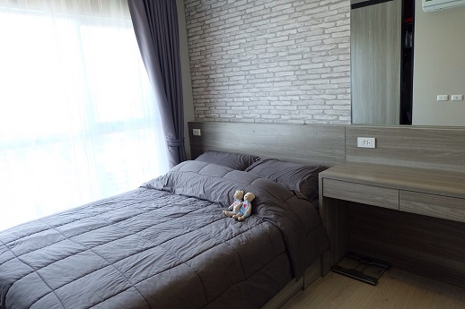 RE/MAX All Star Realty Agency's New condo for rent 11,000 at Aspire Sathorn-Taksin (BTS Wutthakat) 4