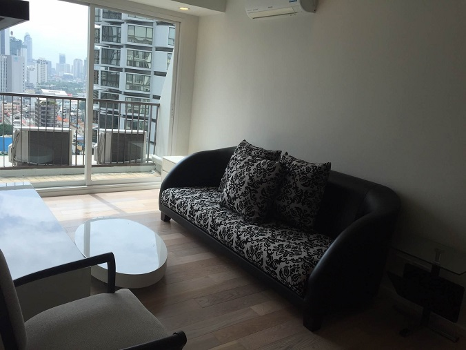 RE/MAX All Star Realty Agency's New Large One Bed Condo for sale 15 Sukhumvit Residences (walk to BTS Nana/Asoke) 2