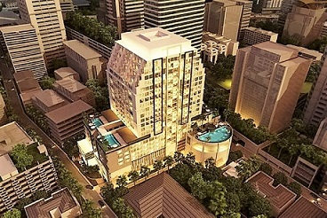 RE/MAX All Star Realty Agency's New Large One Bed Condo for sale 15 Sukhumvit Residences (walk to BTS Nana/Asoke) 9