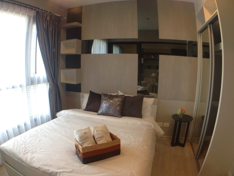 RE/MAX All Star Realty Agency's Condolette Mist Rent One Bed 20k only (walk MRT Phra Ram 9) 3