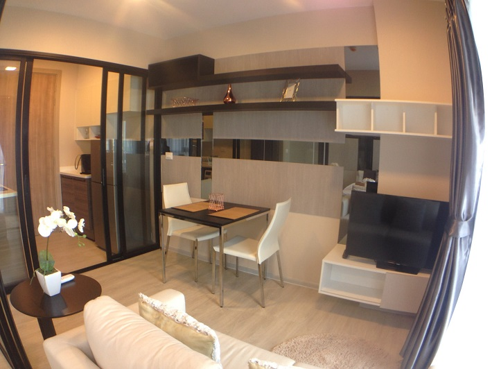 RE/MAX All Star Realty Agency's Condolette Mist Rent One Bed 20k only (walk MRT Phra Ram 9) 4