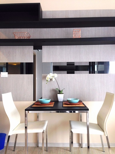 RE/MAX All Star Realty Agency's Condolette Mist Rent One Bed 20k only (walk MRT Phra Ram 9) 7