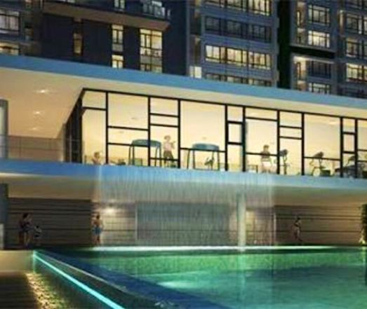 RE/MAX All Star Realty Agency's New one-bed condo for rent The Sky Sukhumvit (BTS Udom Suk) 7