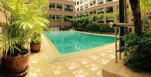RE/MAX All Star Realty Agency's Lumpini Place Rama4 Sathorn two bed for rent (MRT Lumpini / Klong Toei)   9