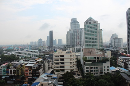 RE/MAX All Star Realty Agency's Life Sukhumvit 65 one bed (43sqm) for rent 14