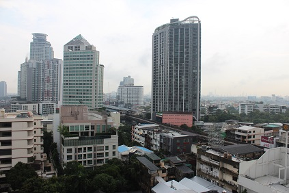 RE/MAX All Star Realty Agency's Life Sukhumvit 65 one bed (43sqm) for rent 16