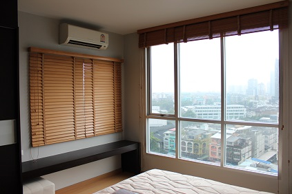 RE/MAX All Star Realty Agency's Life Sukhumvit 65 one bed (43sqm) for rent 3