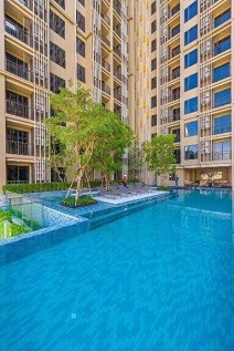 RE/MAX All Star Realty Agency's NYE by Sansiri rent/sale 20,000 baht – BTS Wong Wian Yai 13