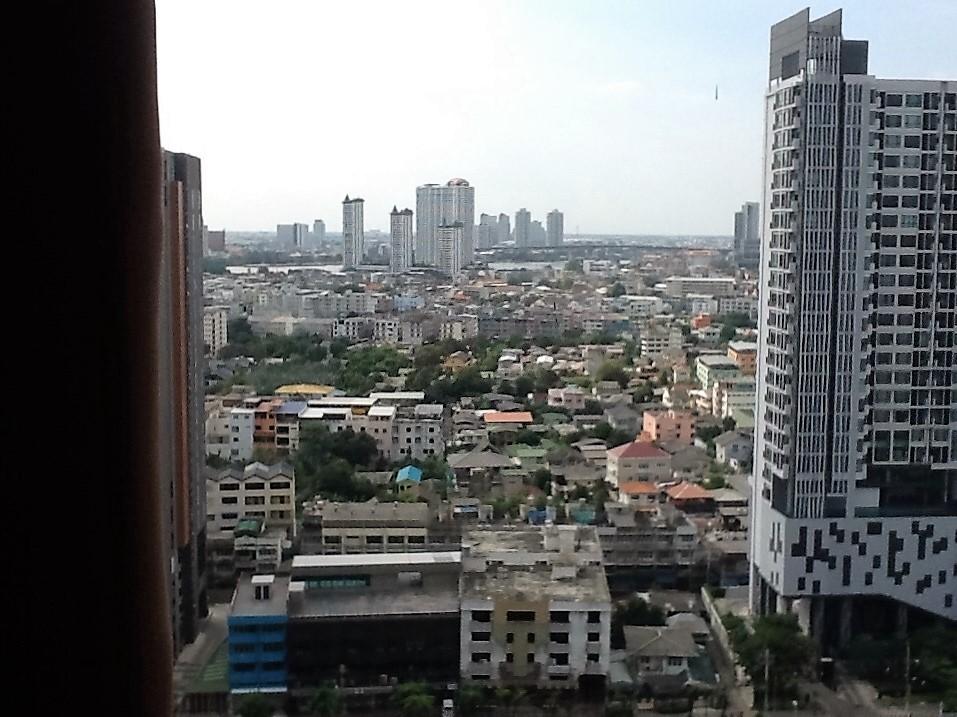 RE/MAX All Star Realty Agency's NYE by Sansiri rent/sale 20,000 baht – BTS Wong Wian Yai 31