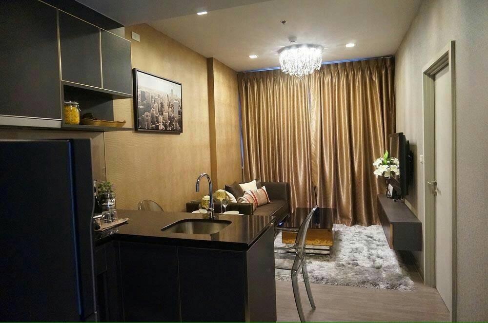 RE/MAX All Star Realty Agency's NYE by Sansiri rent/sale 20,000 baht – BTS Wong Wian Yai 16