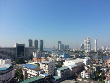 RE/MAX All Star Realty Agency's Rhythm Sathorn Two bed high floor rents 30k only 10
