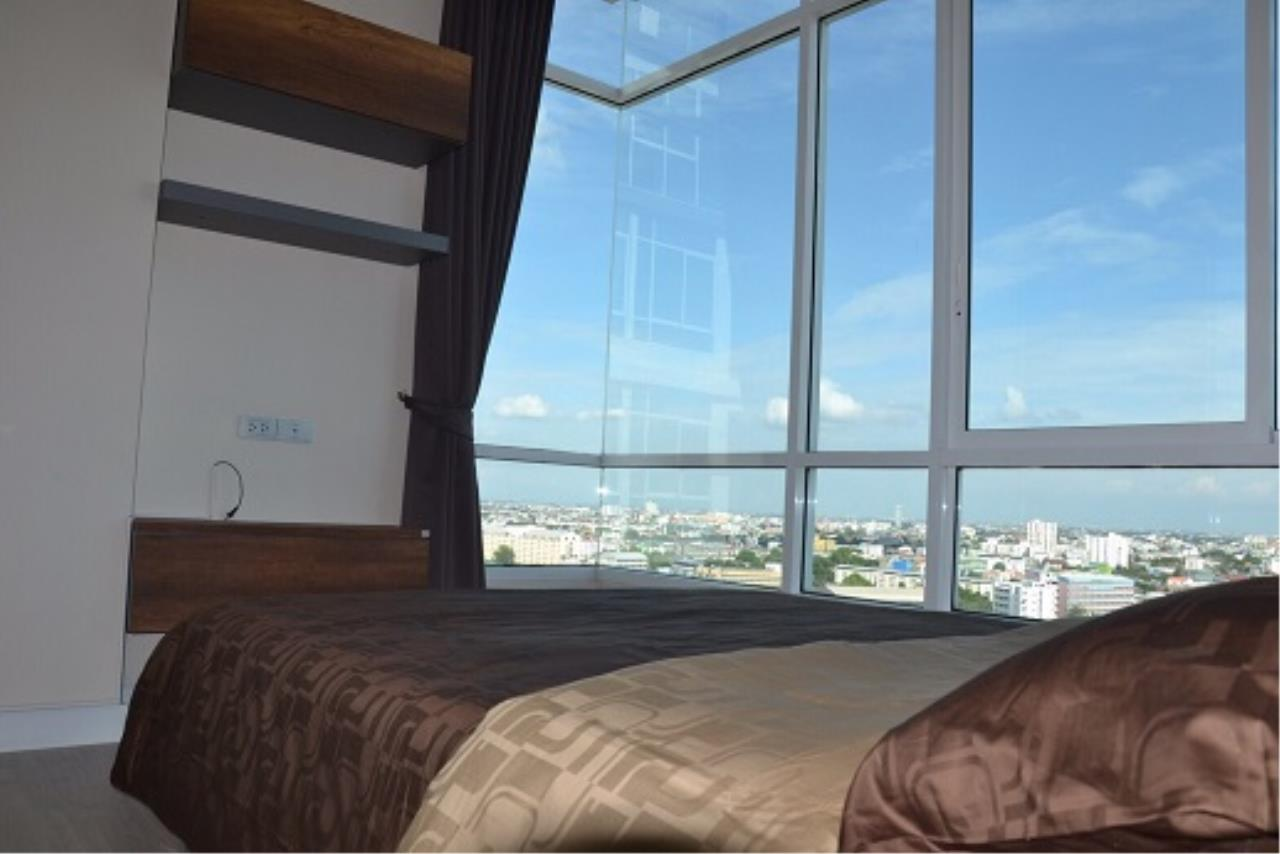RE/MAX All Star Realty Agency's New one-bed condo for rent The Sky Sukhumvit (BTS Udom Suk) 1