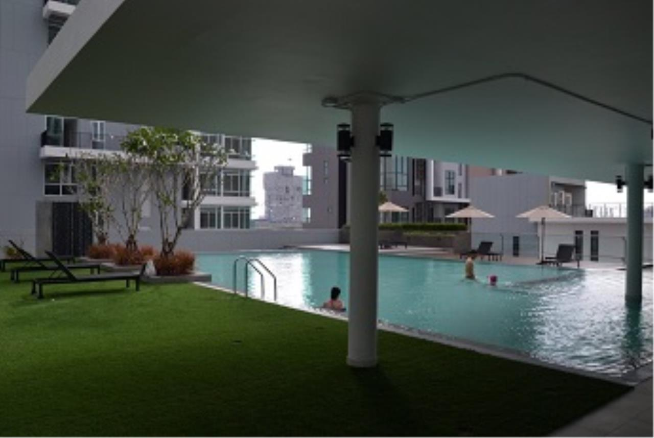 RE/MAX All Star Realty Agency's New one-bed condo for rent The Sky Sukhumvit (BTS Udom Suk) 2