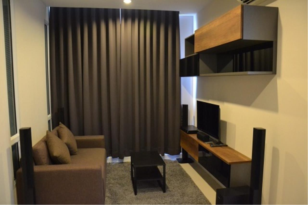 RE/MAX All Star Realty Agency's New one-bed condo for rent The Sky Sukhumvit (BTS Udom Suk) 8