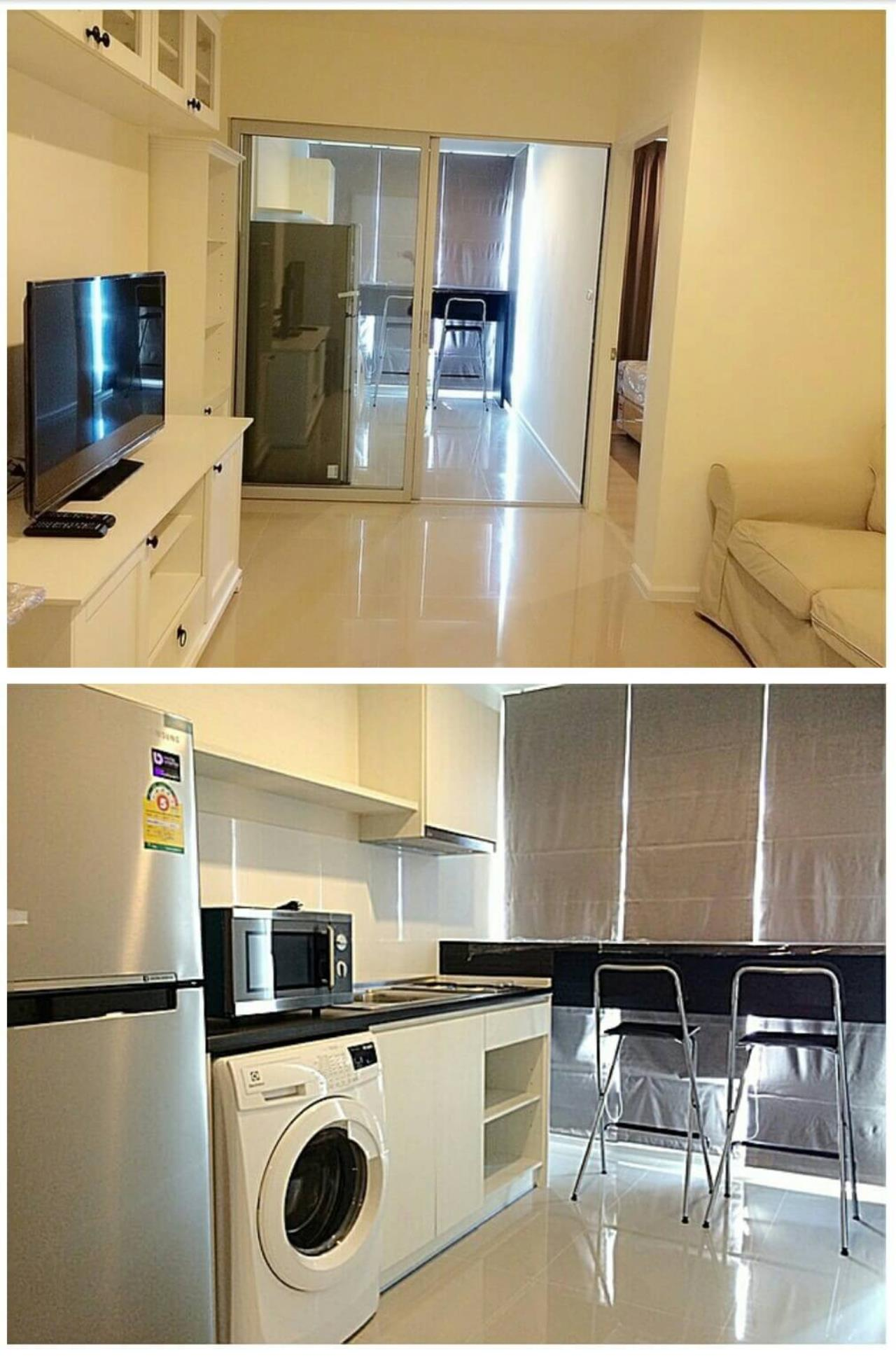 RE/MAX All Star Realty Agency's Aspire Sukhumvit Soi 48 condo one bed rent/sale BTS Phra Khanong) 7