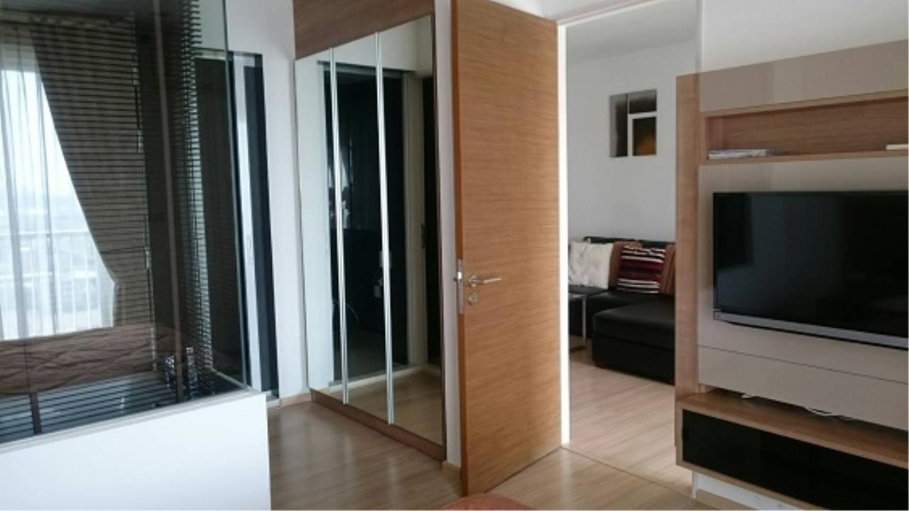 RE/MAX All Star Realty Agency's Rhythm Sukhumvit 50 One-Bed Condo fully furnished for rent 22,000 Baht at (BTS On Nut)   6