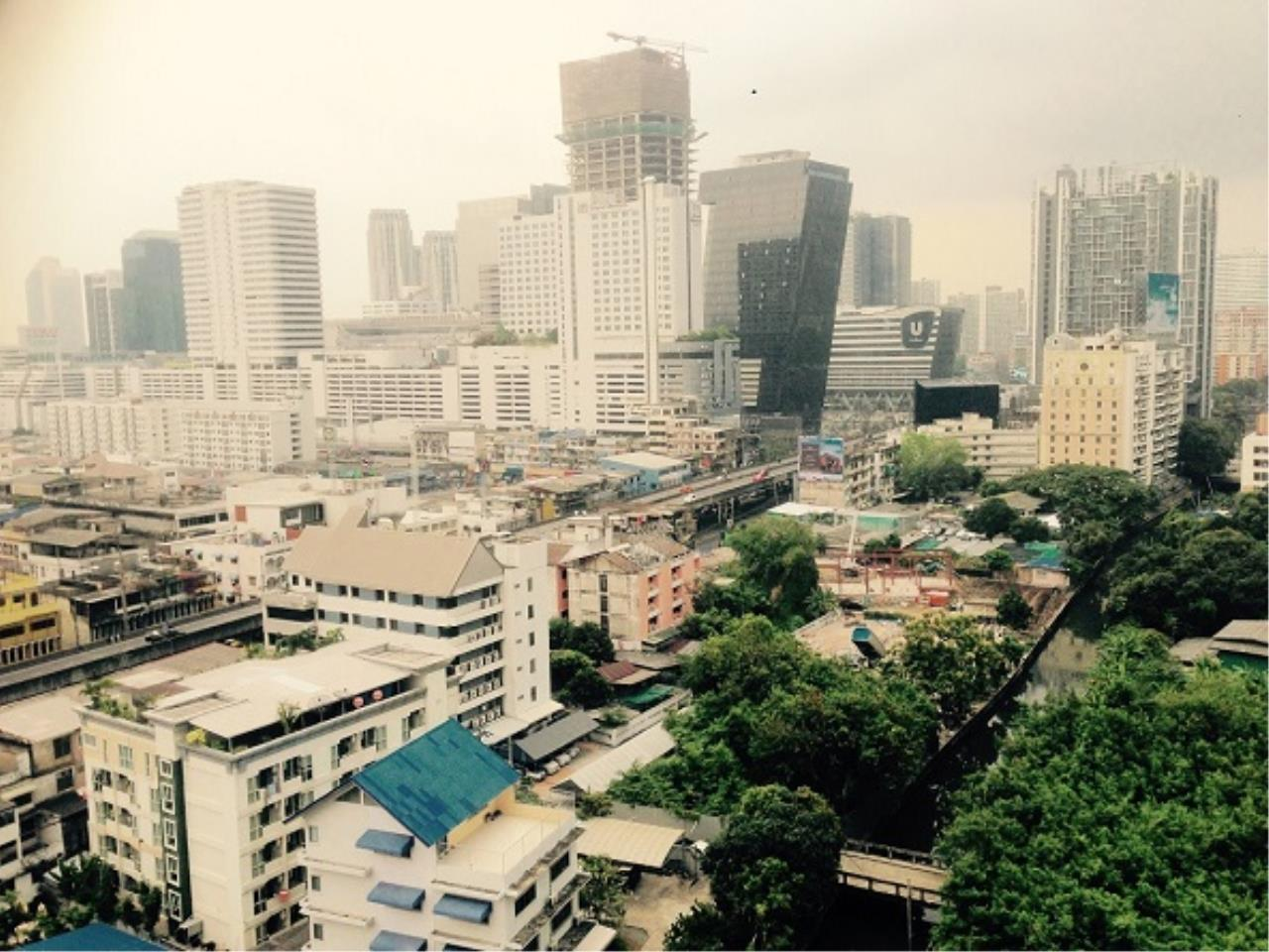 RE/MAX All Star Realty Agency's Rhythm Sukhumvit 50 One-Bed Condo fully furnished for rent 22,000 Baht at (BTS On Nut)   9