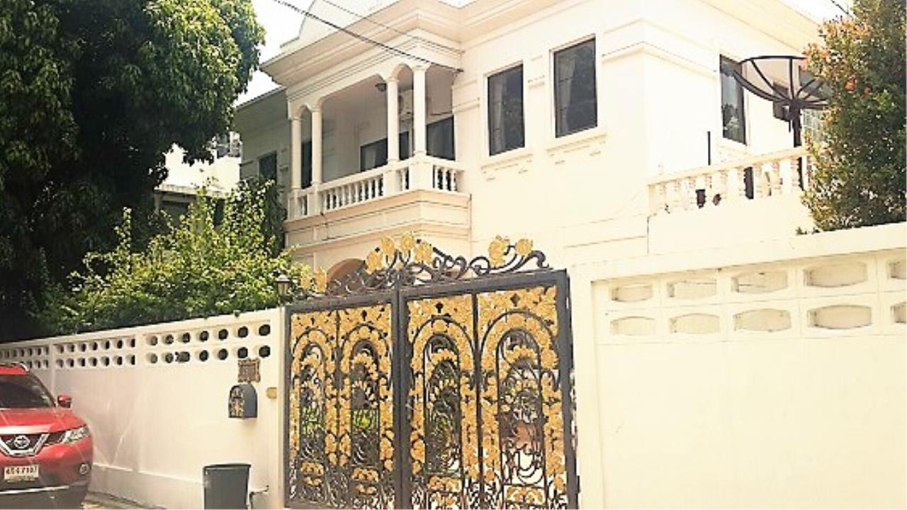 RE/MAX All Star Realty Agency's Beautiful House Sukhumvit Soi 36 (BTS Thong Lo) rent 110k 7