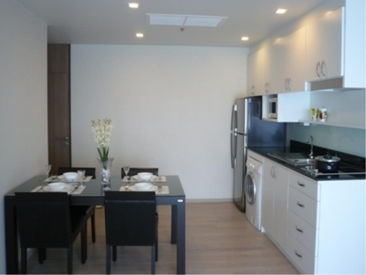 RE/MAX All Star Realty Agency's Noble Solo2 Thong Lo Two-Bed rent 48k baht 7