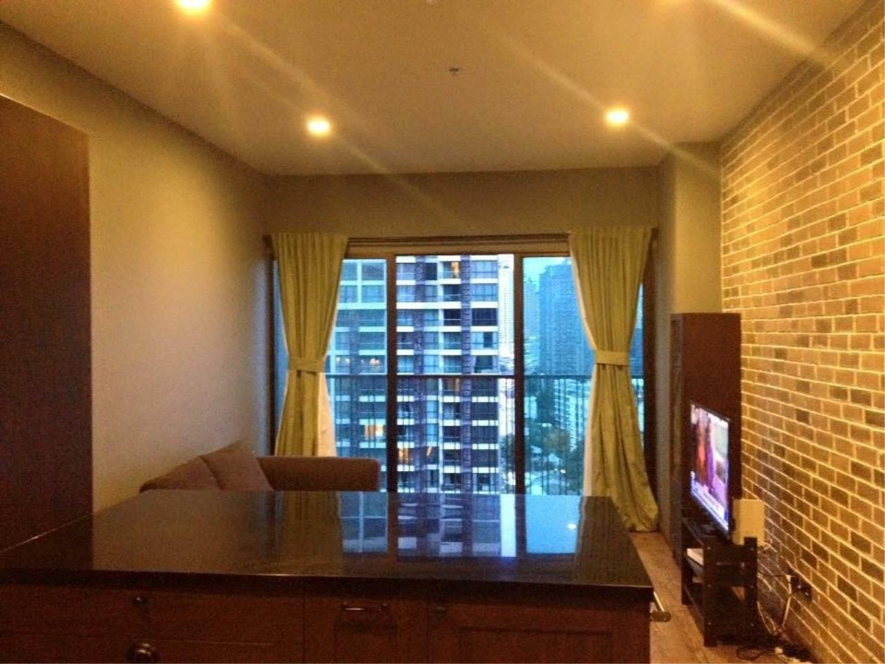 RE/MAX All Star Realty Agency's Noble Refine new condo for rent BTS Phrom Phong 3