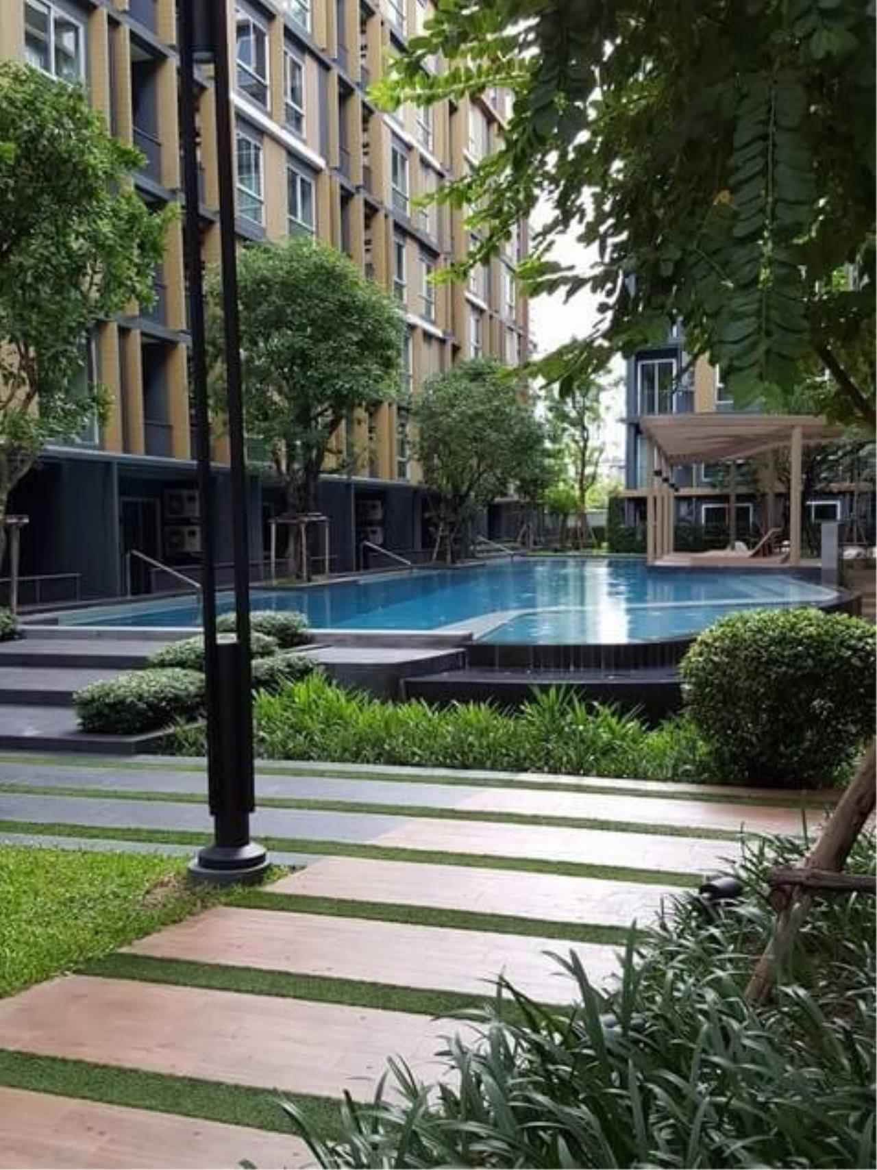 RE/MAX All Star Realty Agency's Metro Luxe Rama4 for rent 12,000 baht only 7