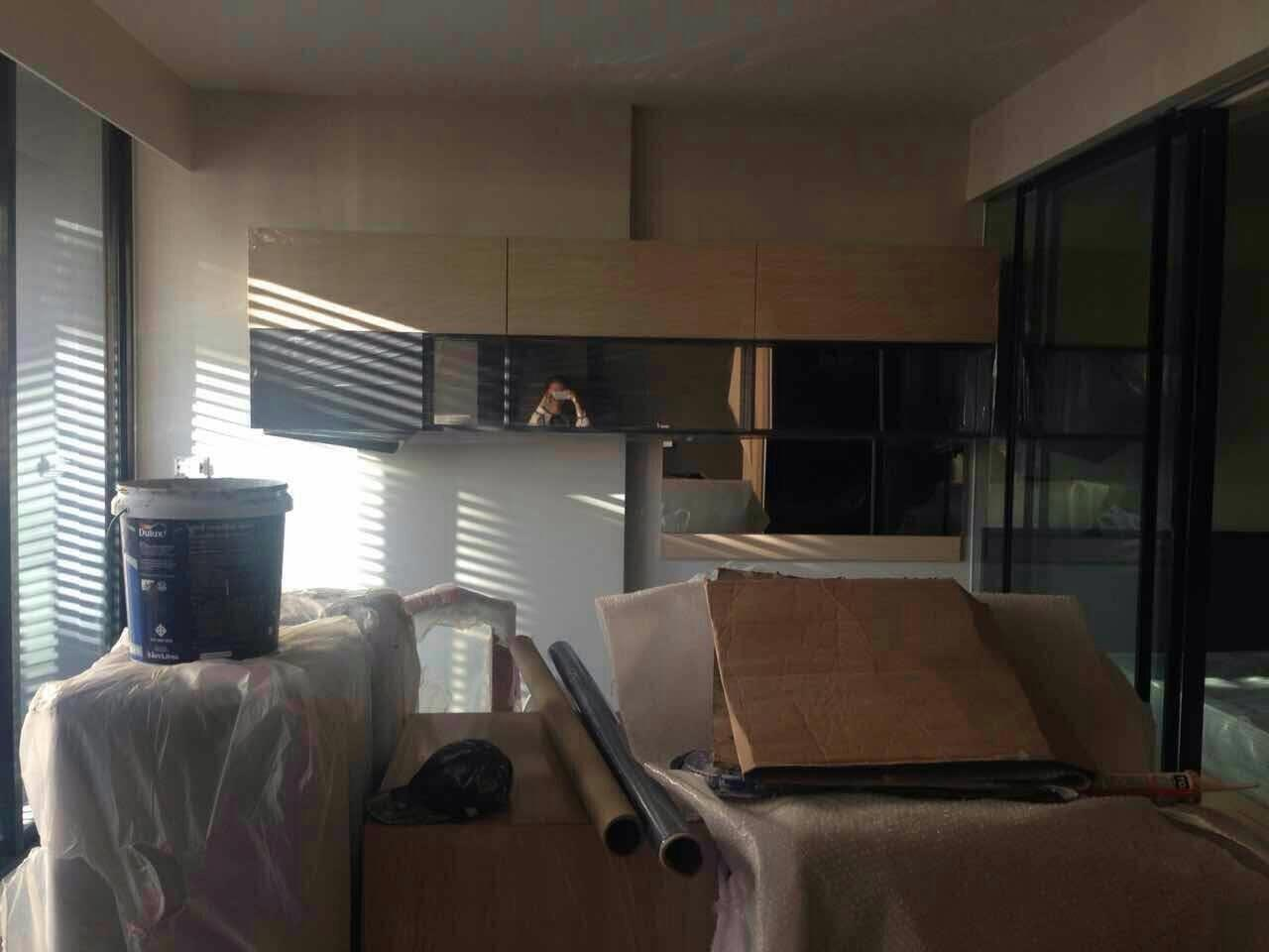 RE/MAX All Star Realty Agency's One Bed (42sqm) Circle S Condo for Rent BTS Asoke (400m) 5