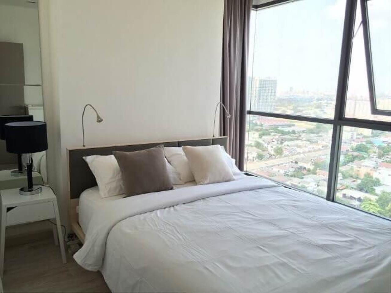 RE/MAX All Star Realty Agency's Ideo Mobi Sukhumvit Two-Bed full furnished for rent (BTS On Nut)  5