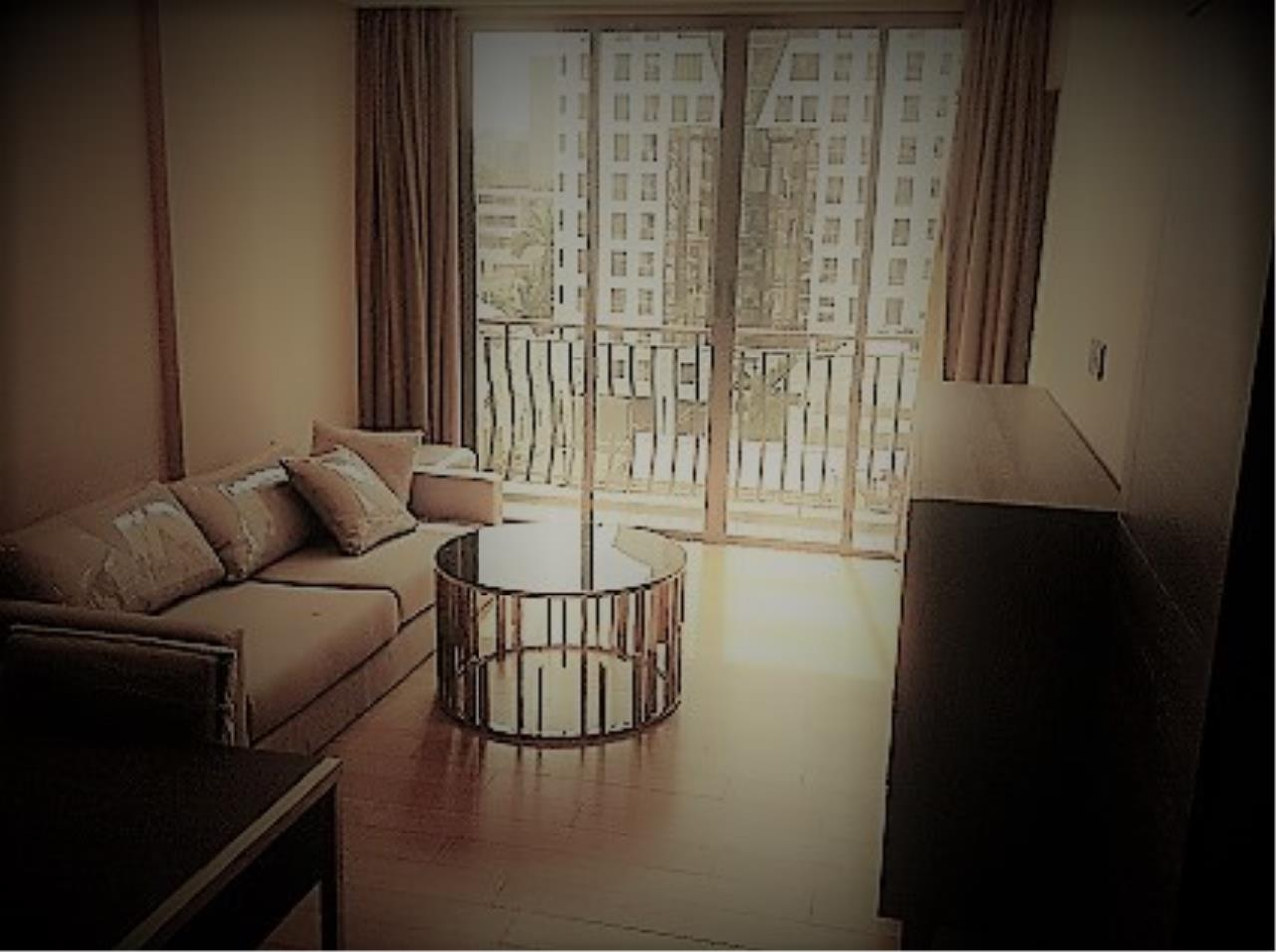 RE/MAX All Star Realty Agency's Klass Langsuan 1Br Condo for sale (BTS Chidlom) 2