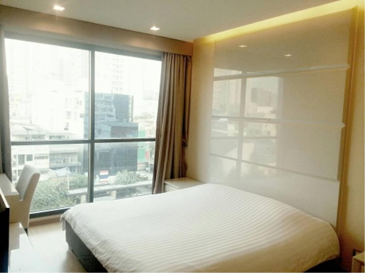 RE/MAX All Star Realty Agency's Address Asoke One Bed 45sqm high floor for Rent.  2
